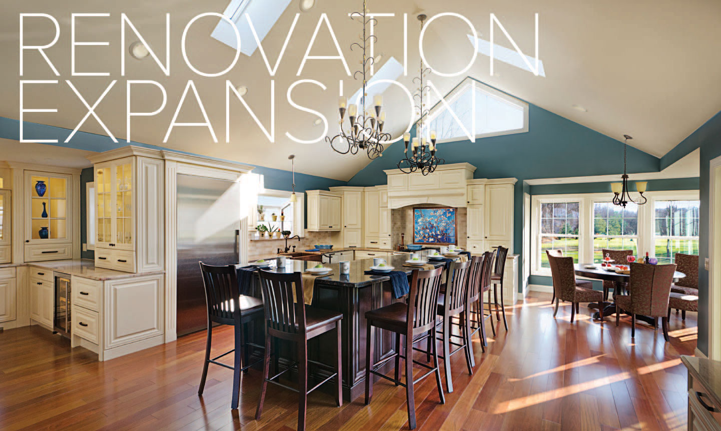 Featured Residential Interior in Canadian Homes & Cottages Magazine!