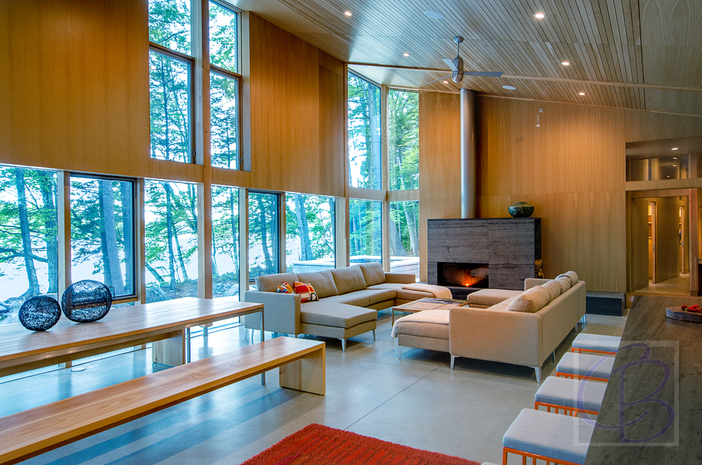Architecture Spotlight: Squam Lake House
