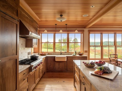 Architectural Photography Interior Kitchen Vermont Photographer Carolyn Bates