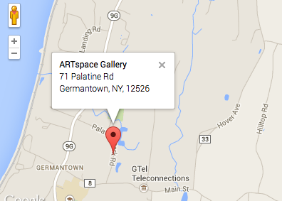 ARTspace Map