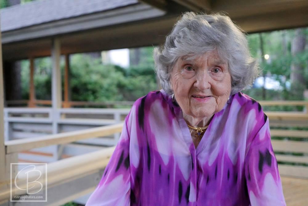 Mom at 97