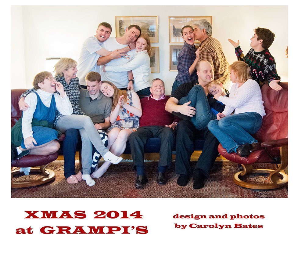 XMAS 2014 at GRAMPI'S Book is Available