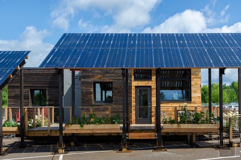 InSite Solar Decathlon: Middlebury College