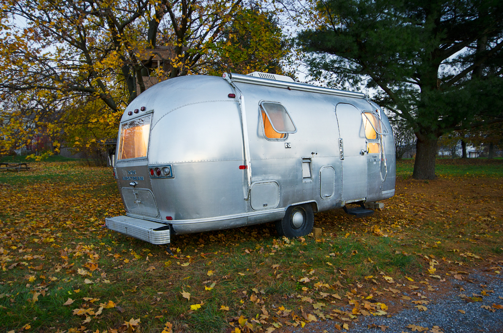 AIA Vermont News: Transforming a vintage Airstream trailer into a traveling architecture center