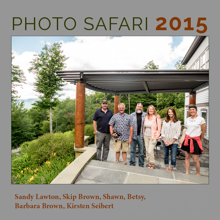 Photo Safari 2015