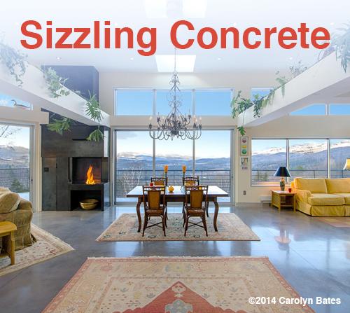 Online Magazine - Sizzling Concrete