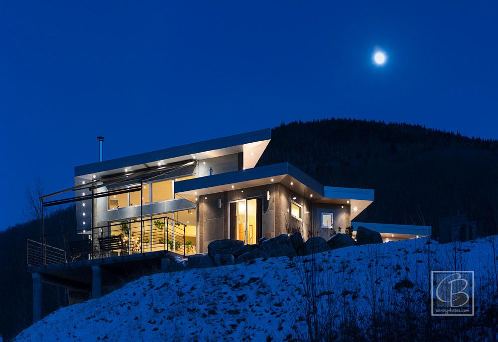 Architectural Spotlight: Sizzling Conrete