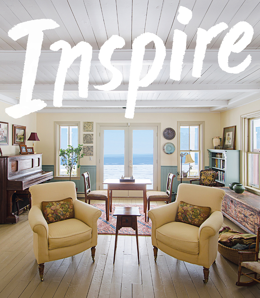 An Inspiring Home Featured in Old House Journal