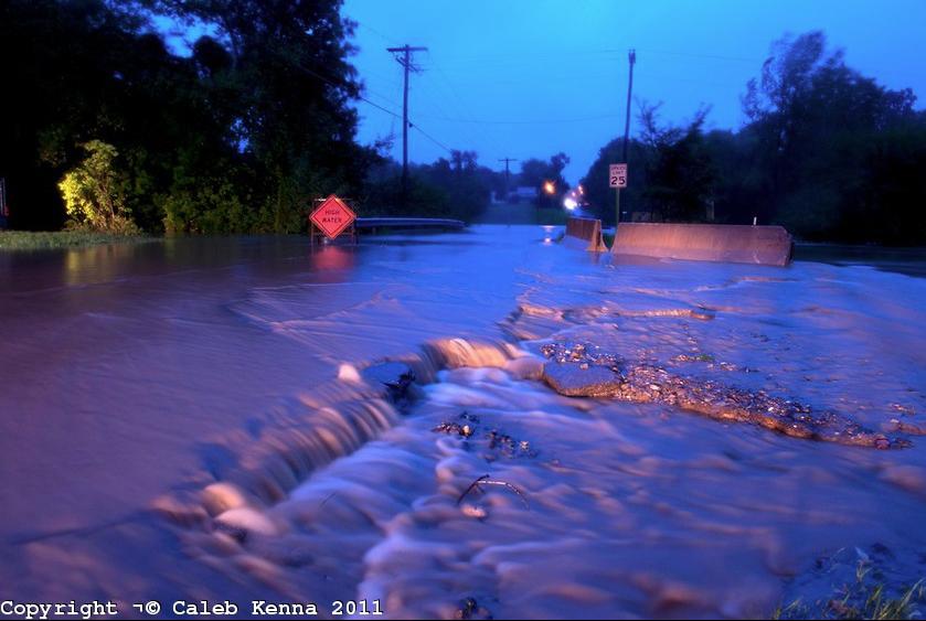 Vermont Flood Damage after Irene - Photos by Caleb Kenna