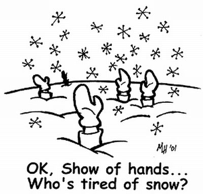 Northern Winters Cartoons 3