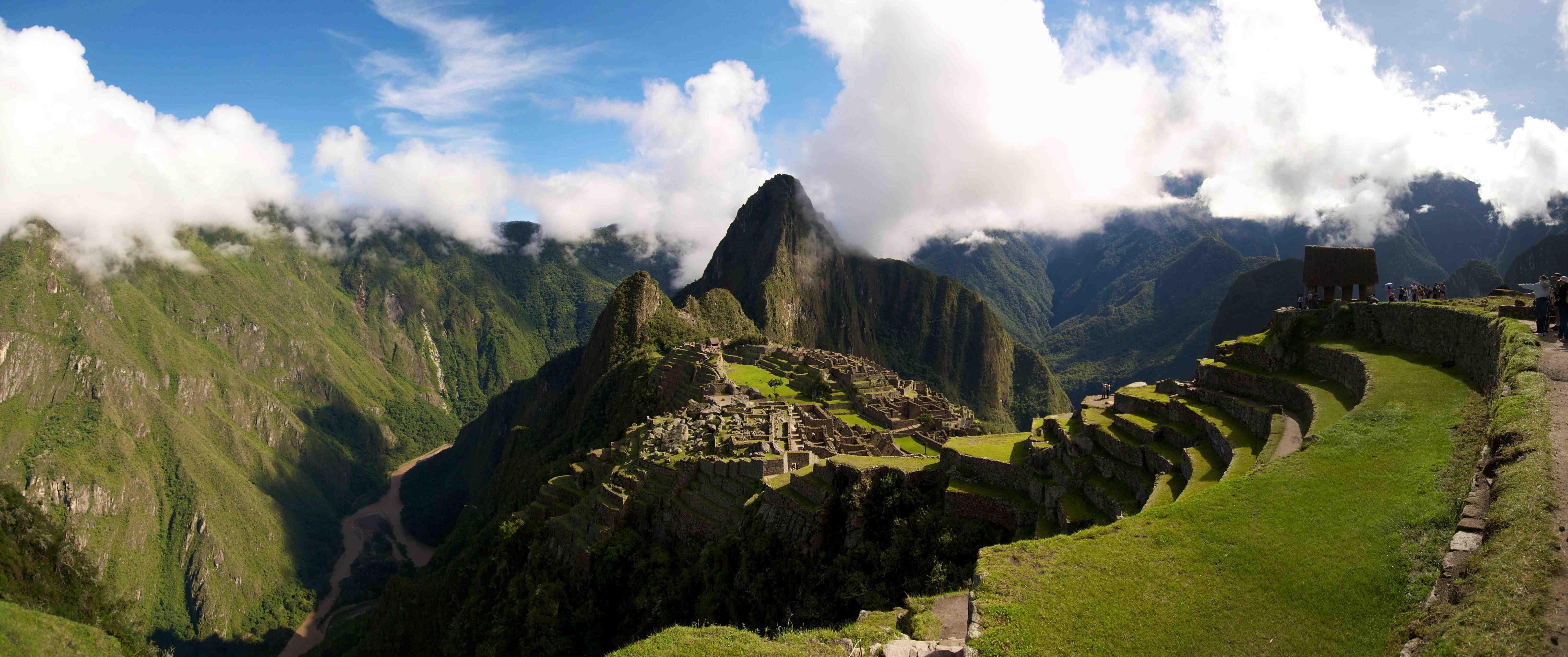 Machu Picchu - Photo by Pat Pomerleau