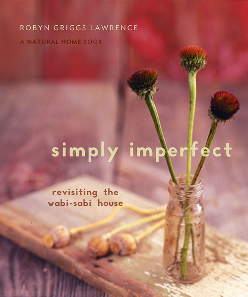 "My Photograph of Kate Nadeau's Kitchen Pubished in Book ""Simply Imperfect"""