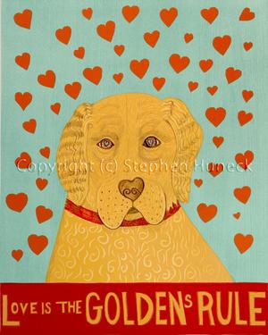 Stephen Huneck Gallery - Dog Art