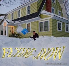2011 Snow Storm, Vermont