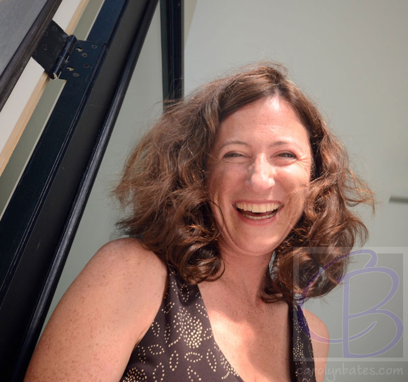 Neda photo by Carolyn L. Bates