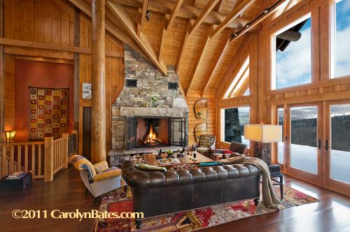 Roxbury House - livingroom