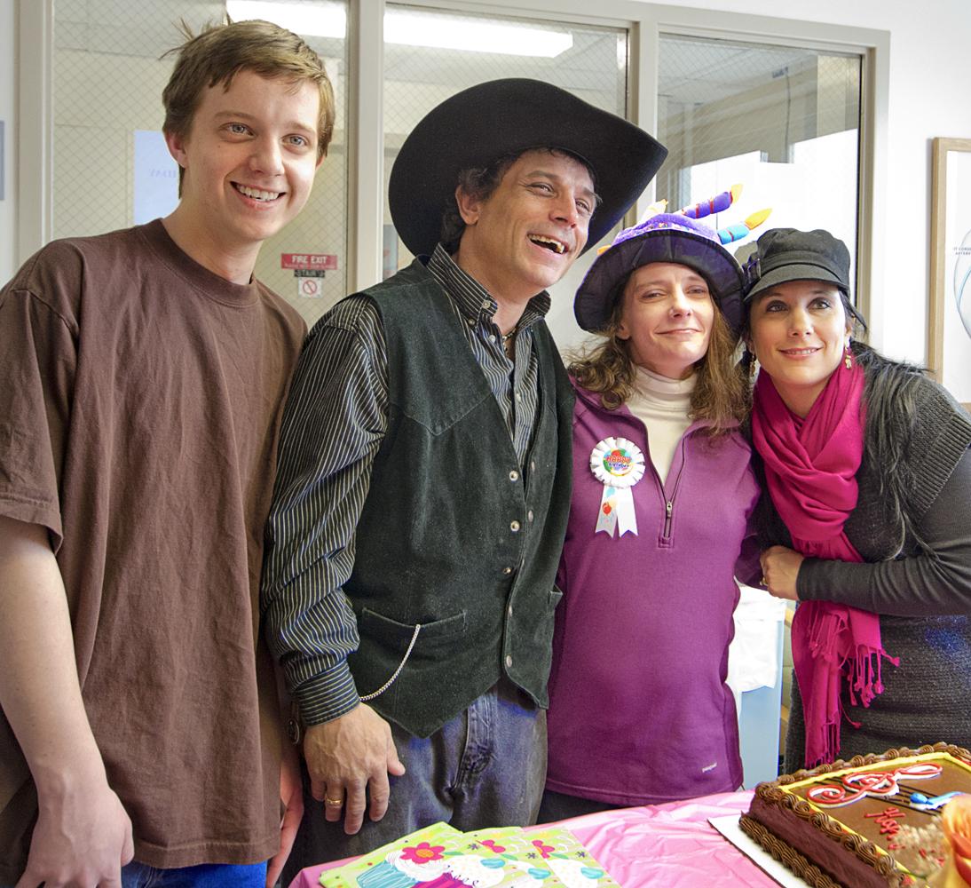 Tara's 36th Birthday