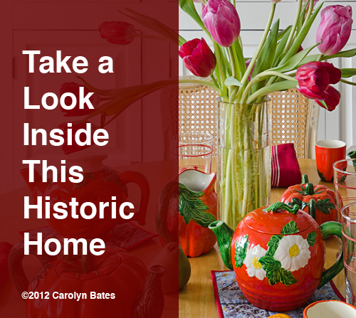 Take a look inside this historic home