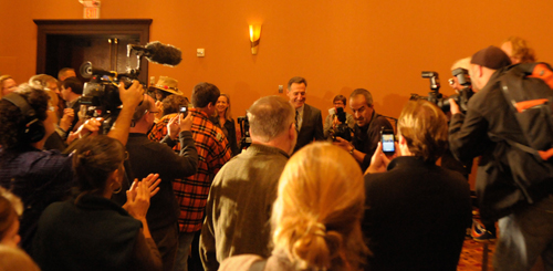 Peter Shumlin Wins Govenor 2010