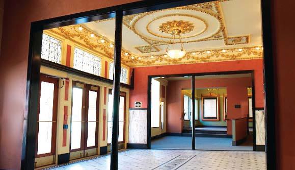 Paramount Theatre - Interior 2
