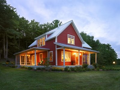 South Ridge is certified LEED Home and Vermont Builds Greener Home