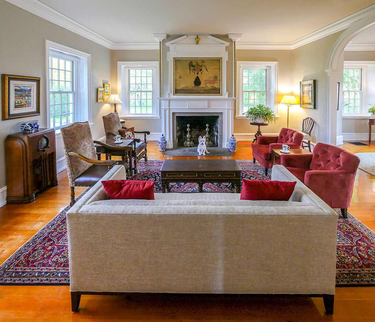 CHITTENDEN HOUSE featured in OLD HOUSE JOURNAL